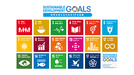 Sustainable Development Goals:SDGs