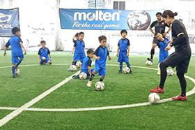 ソルティーロファミリアサッカースクールタイ/バンコク校