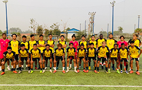 カンボジア / ソルティーロ アンコール エフシー SOLTILO Angkor FC
