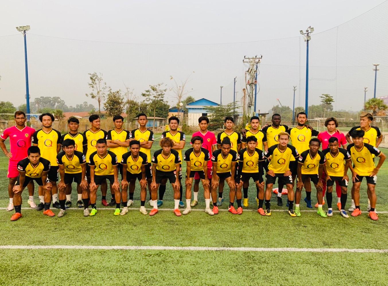 プロサッカークラブ運営