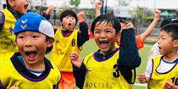 サッカースクール事業イメージ