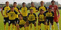 プロサッカークラブ運営事業イメージ